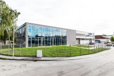 Picture of the EUWA company building in Gärtringen